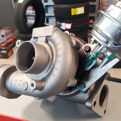 turbokompresors